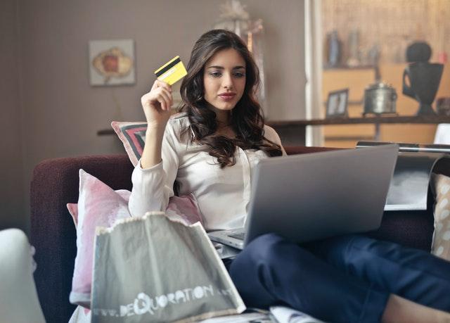 Kerja Online Sampingan online shop