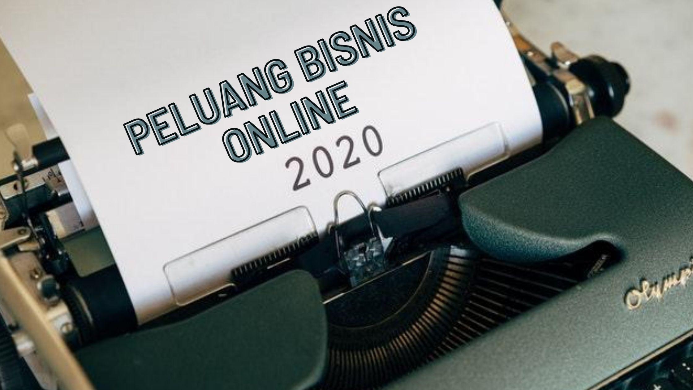 16 Ide dan Peluang Bisnis Online 2020 | Menjanjikan Dan ...