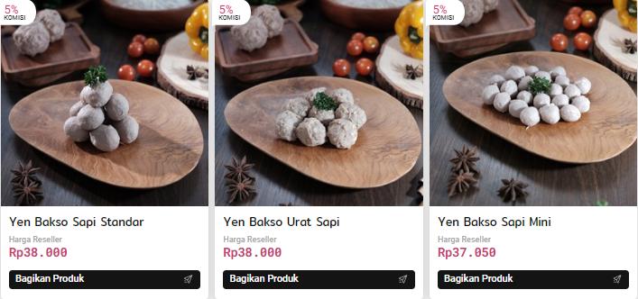 Patut Dicoba! 6 Jenis Bisnis Makanan Online Rumahan yang ...