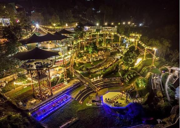 Wisata Malam di Bandung