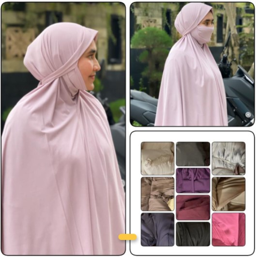 Reseller Hijab Instant Masker