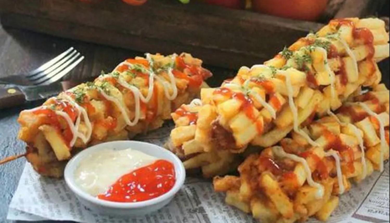 resep makanan kekinian