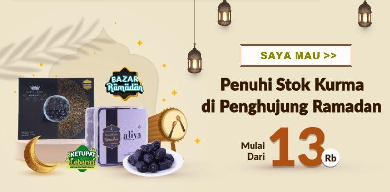 produk kurma evermos ramadan