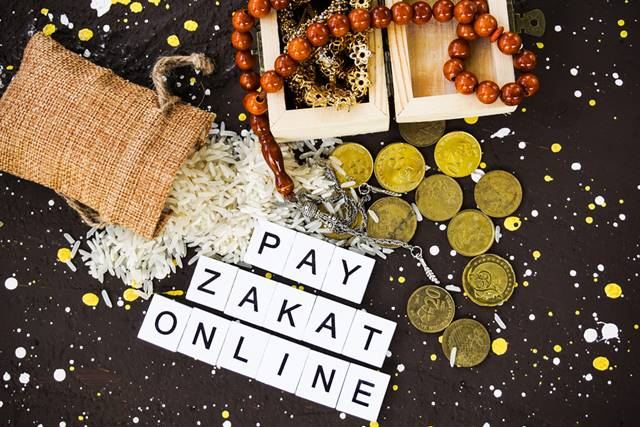 Hukum Bayar Zakat Fitrah Online