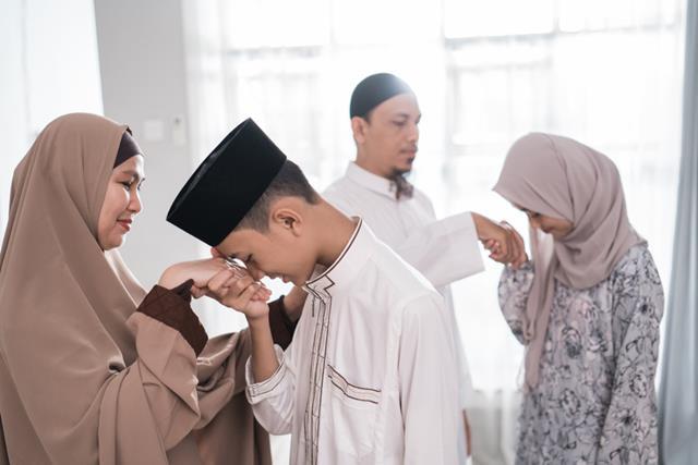 Ucapan Selamat Hari Raya Idul Fitri Tahun 2021