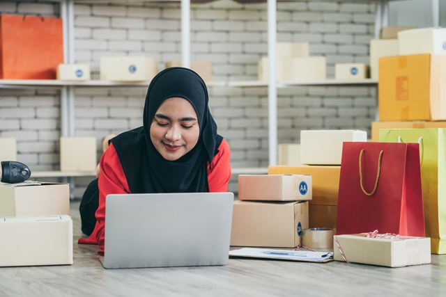 cara berjualan online agar cepat laku