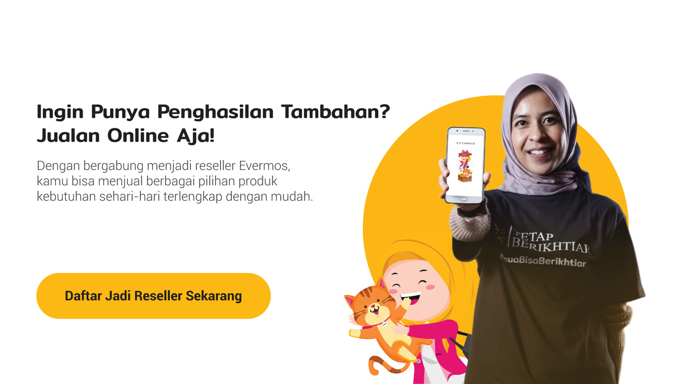 Evermos: Platform Social Commerce Produk Muslim Indonesia