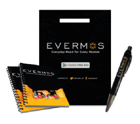 Stater Kit Evermos