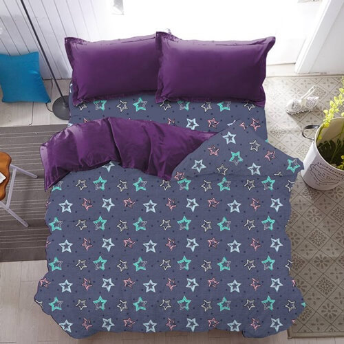 Bed Cover Only Shooting Star