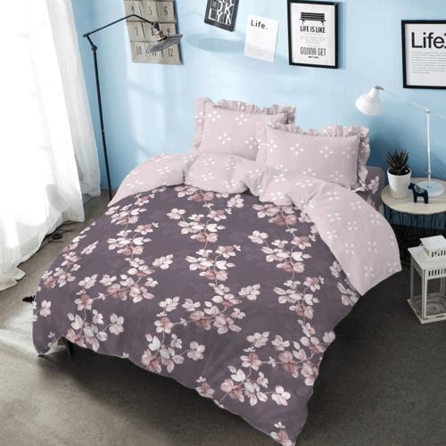 Bed Cover Set King 180 Fiji Kintakun
