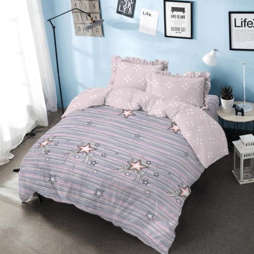 Bed Cover Set King 180 Rockstar Kintakun