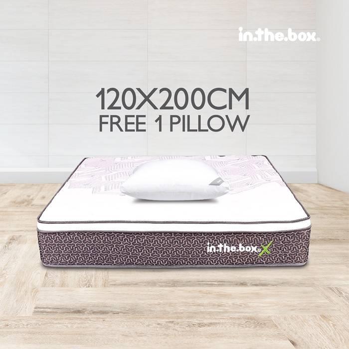 Kasur Spring Bed Inthebox X (Full)