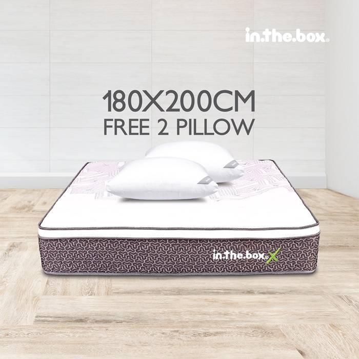 asur Spring Bed Inthebox X (King)