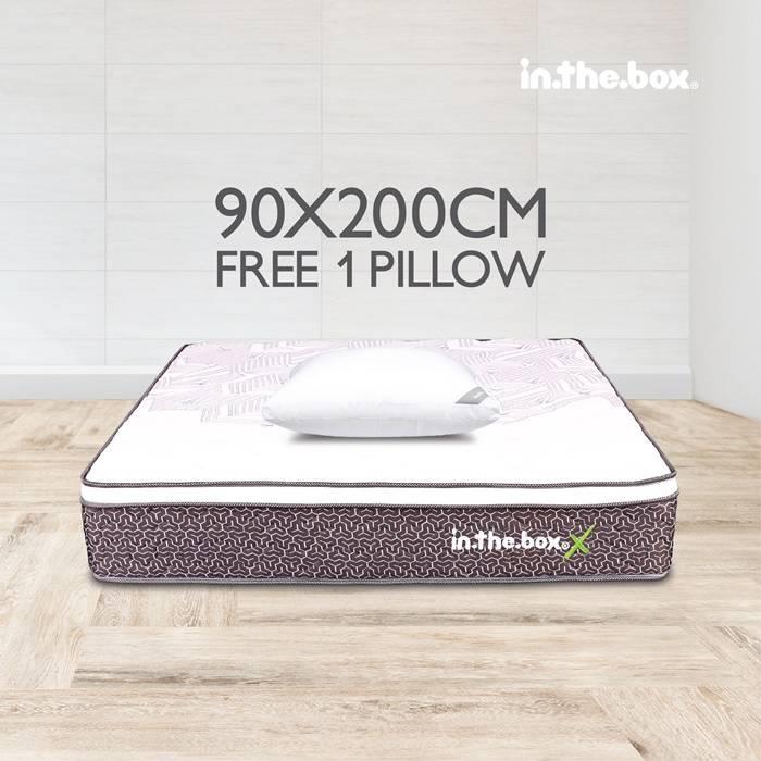 Kasur Spring Bed Inthebox X (Single)
