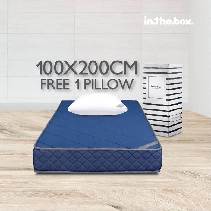 Kasur Hybrid Ukuran 100x200