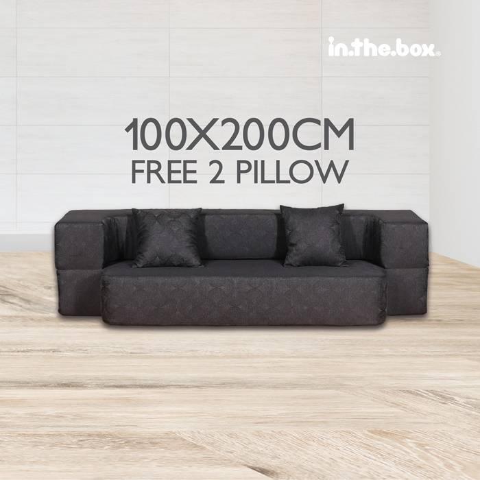 Sofa Bed Ukuran 100x200