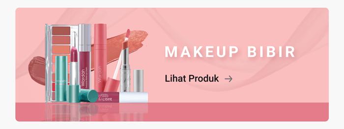 Wardah Makeup Bibir