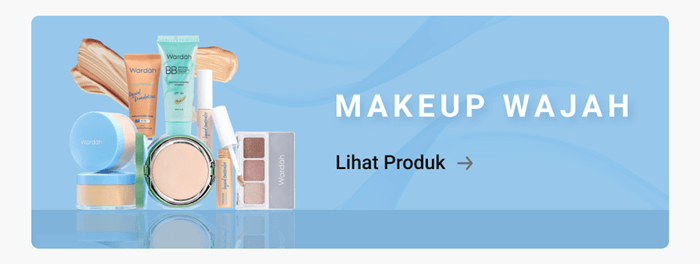 Wardah Makeup Wajah