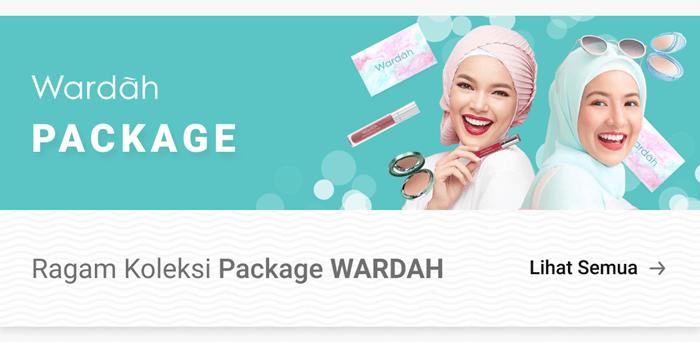 Wardah Bodycare Haircare