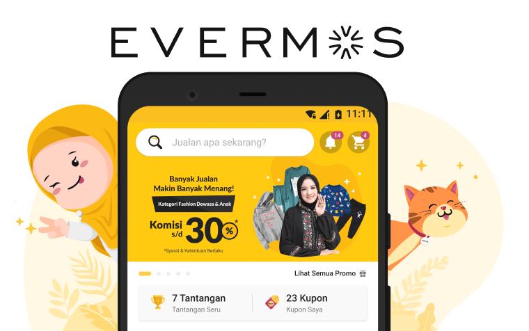 Apa itu Evermos