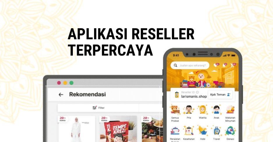 Aplikasi Reseller