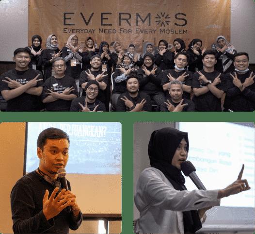 Training Evermos