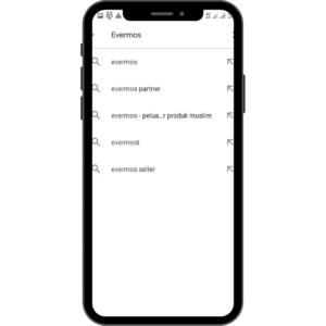 Cara install aplikasi evermos